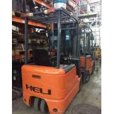 Электропогрузчик  Heli CPD15 F, 1.5 тонн
