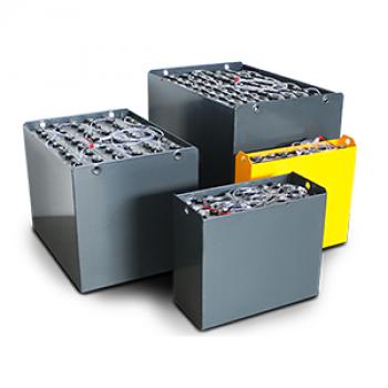 Тяговая батарея на Электропогрузчик 1,0 т HELI CPD10S-CQ (3-х опорный)